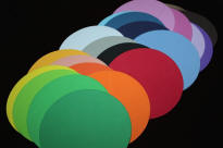 "4"" Foam Circles...all colors available"