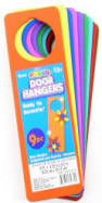 Foam Door Hangers Basic Color Pack