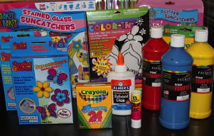 Kids Art & Craft Supplies
