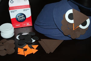 Owl Visor Kit & Supplies