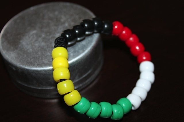 Salvation Bead Bracelet